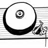 illustration of a bell