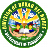 The Official Logo of the Department of Education, Division of Davao del Norte